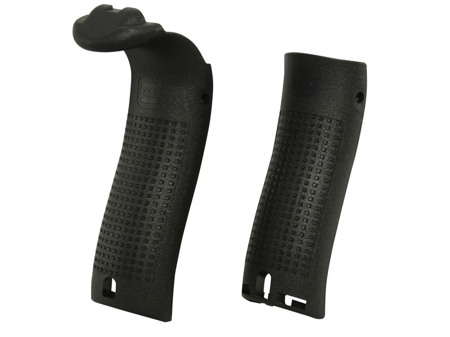 Glock Generation 4 Beavertail Backstrap Kit Glock 19, 23, 32 Polymer Black