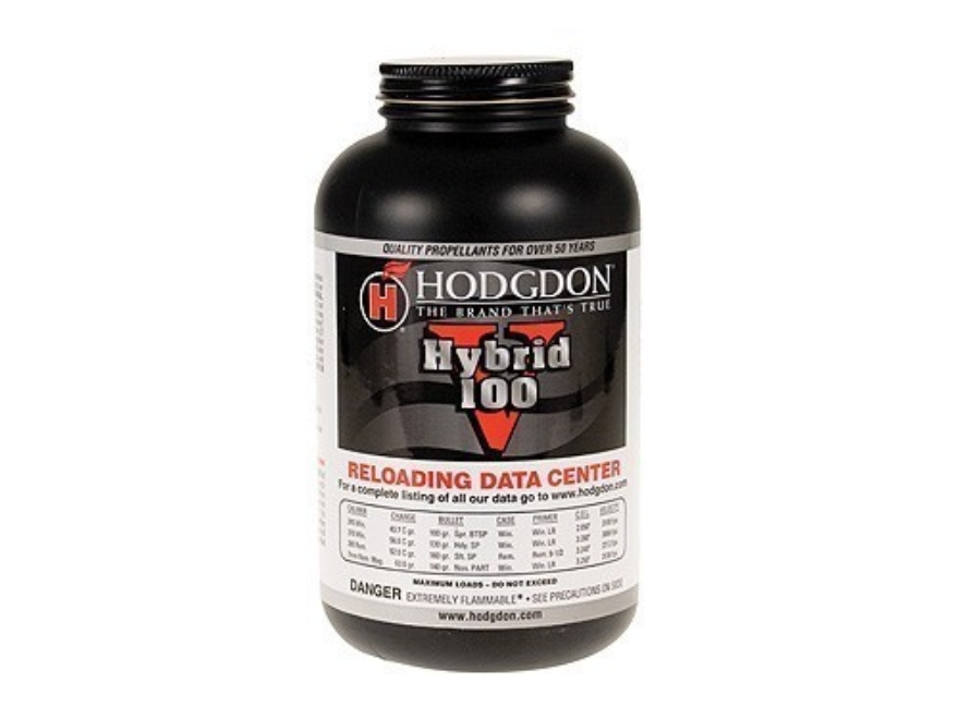 Hodgdon Hybrid 100V Smokeless Powder