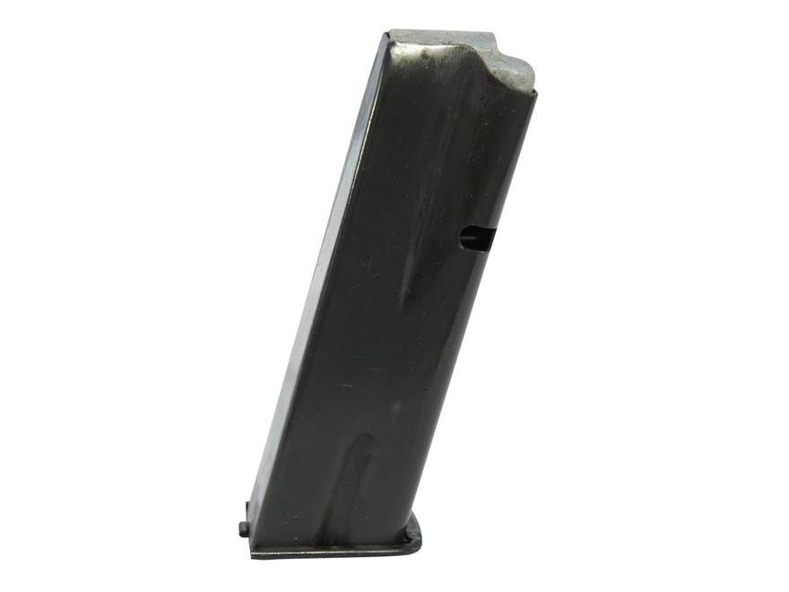 FN Magazine Browning Hi-Power 9mm Luger 13-Round Steel Blue