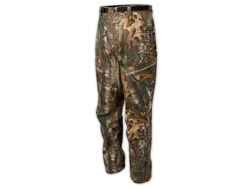 "Scent-Lok Men's Scent Control Mirage Pants Polyester Realtree Xtra Camo 2XL 44-46 Waist 32"" Inseam"