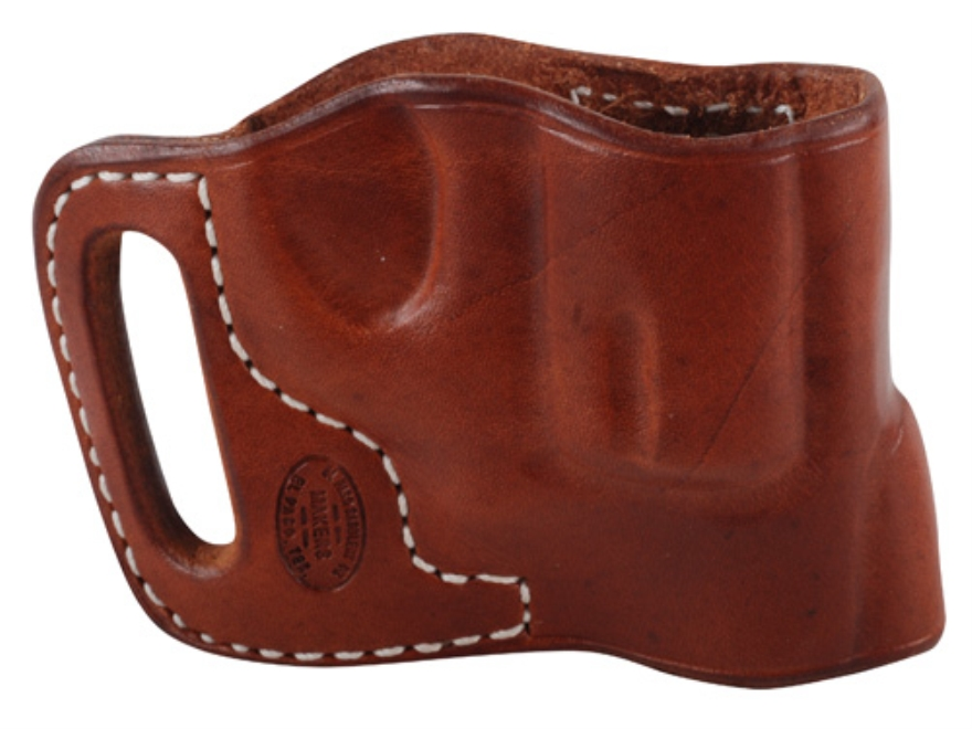El Paso Saddlery Combat Express Belt Slide Holster Right Hand S&W J-Frame Leather