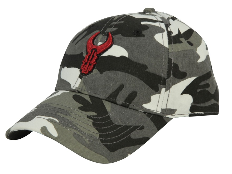 Badlands Logo Cap Cotton Snow Army Camo