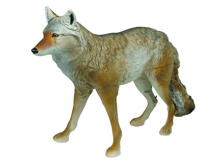 Flambeau Masters Series Lone Howler Coyote Decoy Polymer