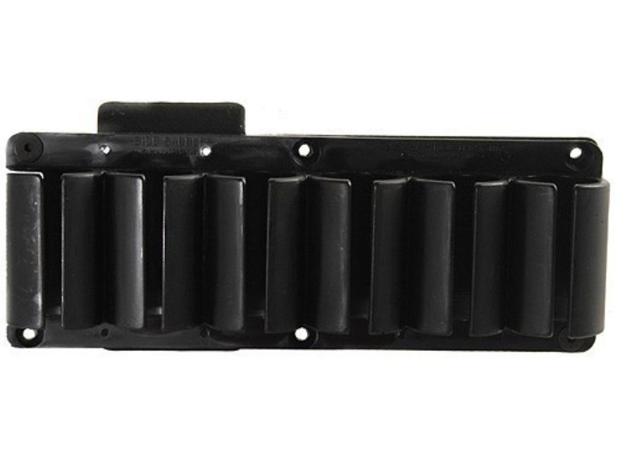 TacStar SideSaddle Shotshell Ammunition Carrier 12 Gauge 6-Round Benelli Super 90 Black