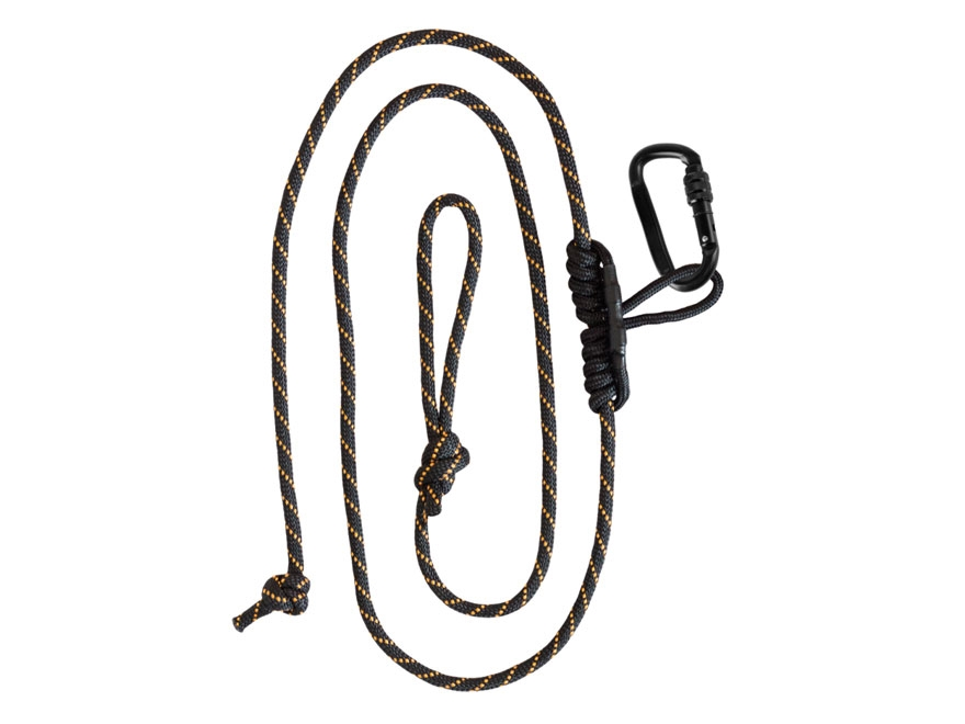 Muddy Outdoors Safety Harness Lineman S Rope Nylon Black
