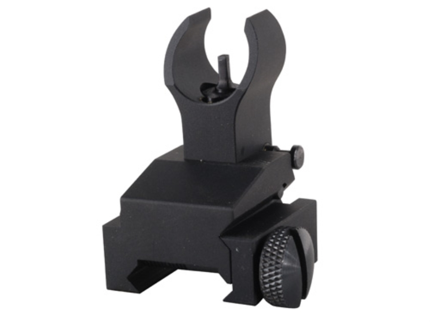ProMag HK-Style Flip Up Front Sight Handguard Height AR-15 Aluminum Black