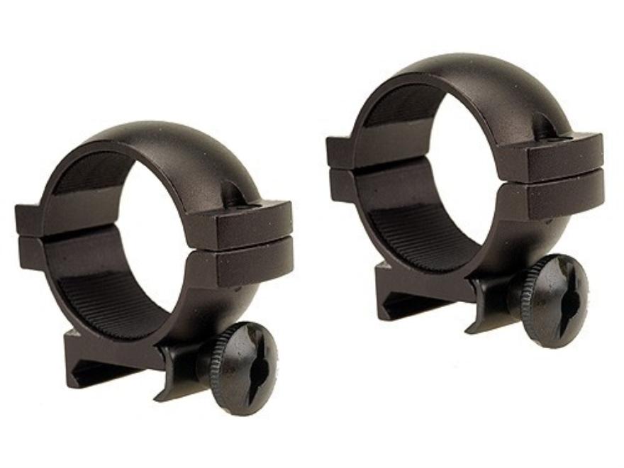 Barska 30mm  Weaver-Style Rings Matte Low