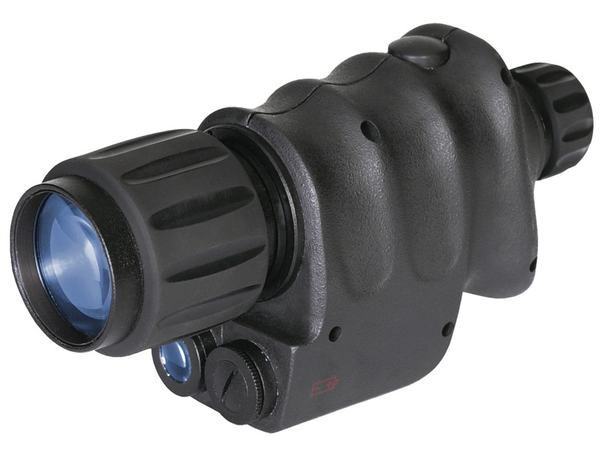 ATN Night Storm 2+ 2nd Generation Night Vision Waterproof Monocular 3.5x 50mm Black
