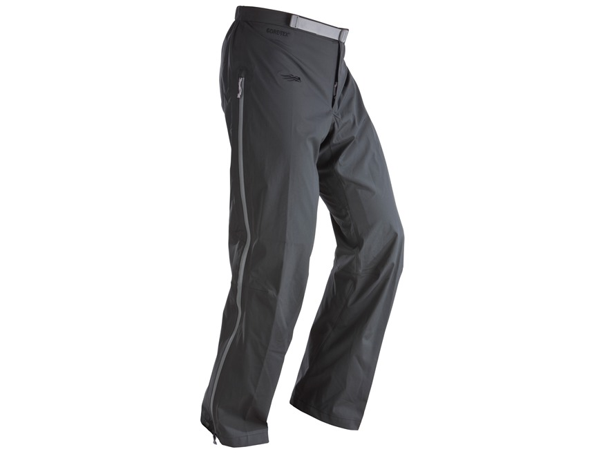 Sitka Gear Men's Dewpoint Rain Pants Polyester