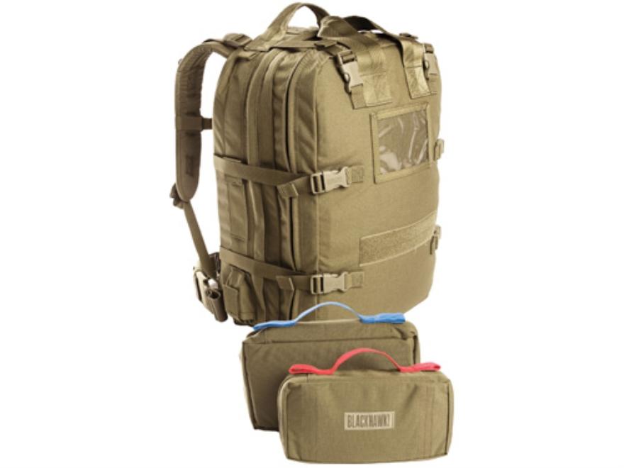 Blackhawk S.T.O.M.P. II Jumpable Medical Coverage Backpack Nylon
