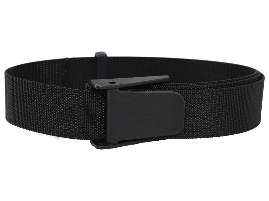"Uncle Mike's Sidekick Holster Belt Adjustable to 50"" Nylon Black"