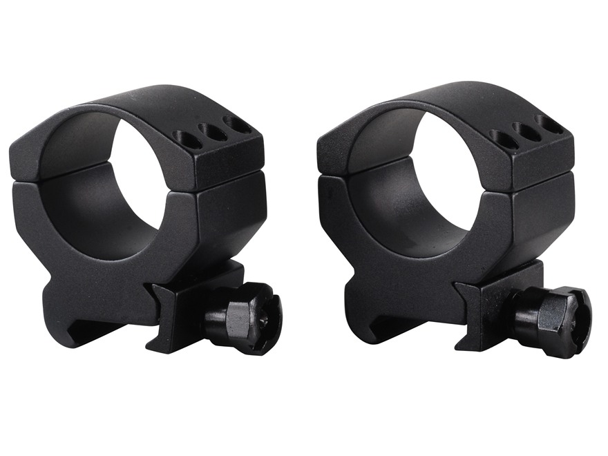 Burris 30mm Xtreme Tactical Weaver Style Rings Matte Package of 2