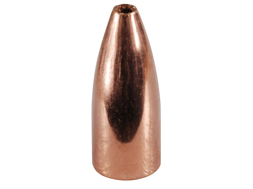 Nosler Varmageddon Bullets 22 Caliber (224 Diameter) 40 Grain Hollow Point Flat Base