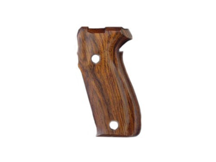 Hogue Fancy Hardwood Grips Sig Sauer P226