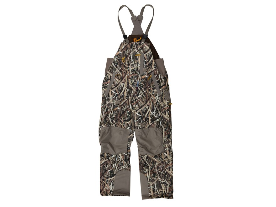 Browning Men's Dirty Bird Insulated Bibs