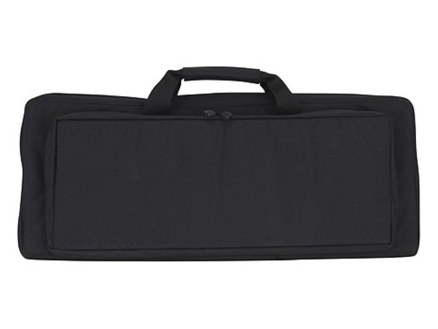 "BlackHawk Homeland Security Discreet Tactical Rifle Case HK94, MP-5 29"" Nylon Black"