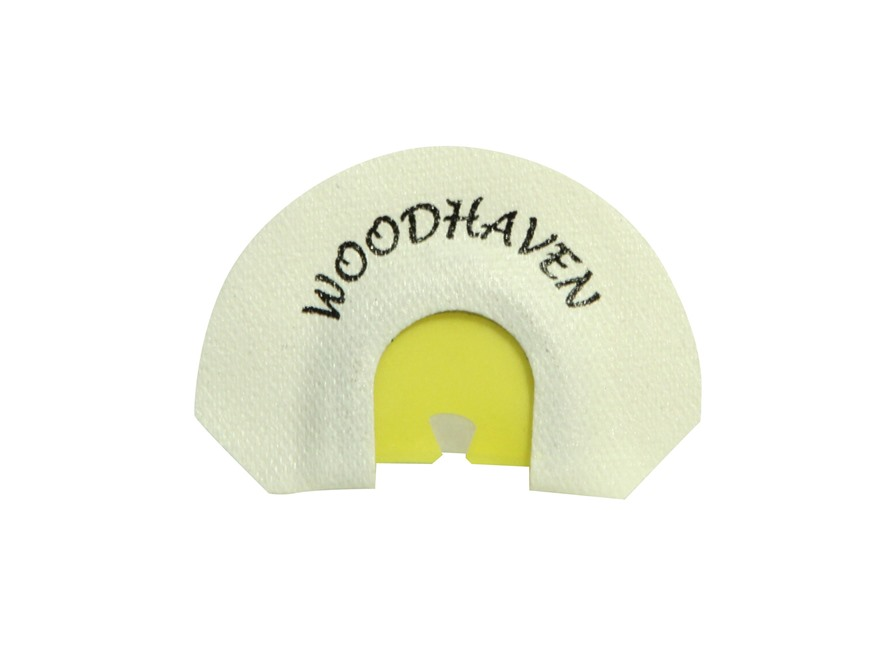 Woodhaven Mini Yellow Ghost Diaphragm Turkey Call