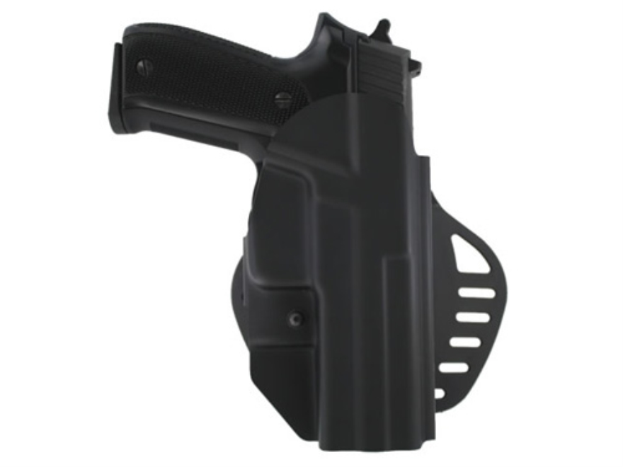 Hogue PowerSpeed Concealed Carry Holster Outside the Waistband (OWB) Sig Sauer P225, P226