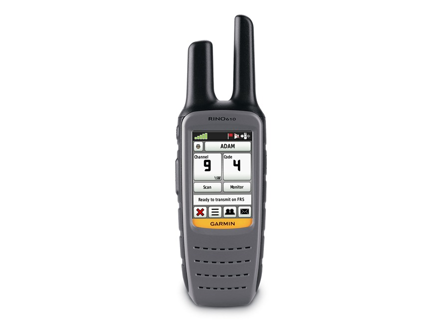 Garmin Rino 610 Handheld GPS Unit
