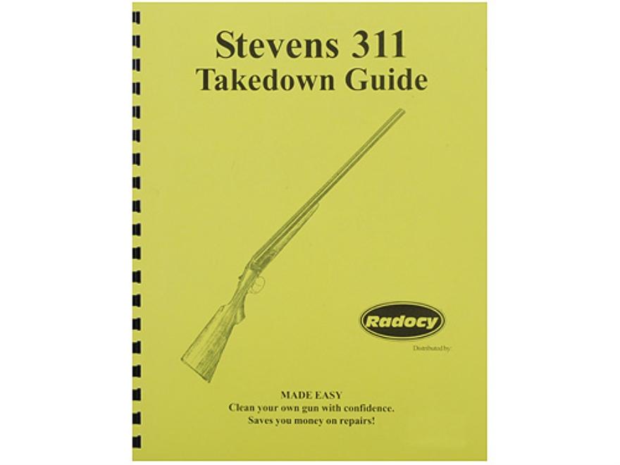 "Radocy Takedown Guide ""Stevens 311"""