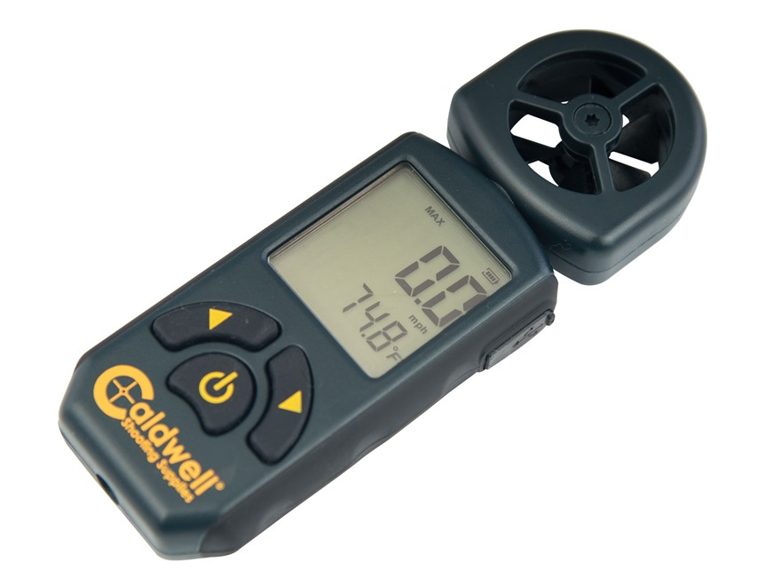 Caldwell Cross Wind Electronic Hand Held Wind Meter