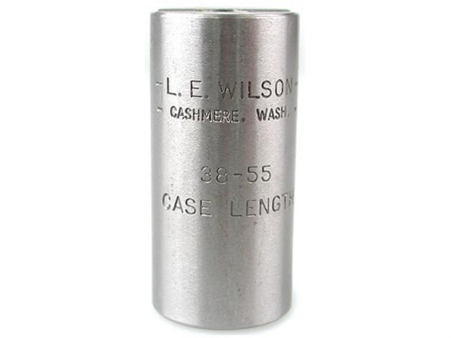 L.E. Wilson Case Length Gage 375 Winchester