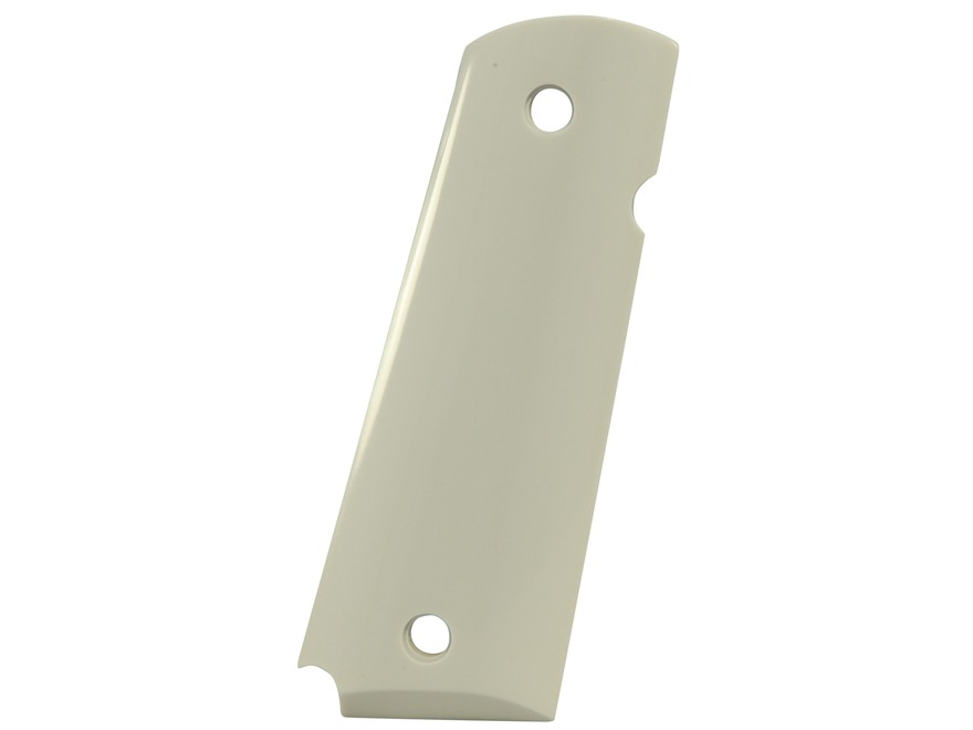 Hogue Grips 1911 Government, Commander Ivory Polymer