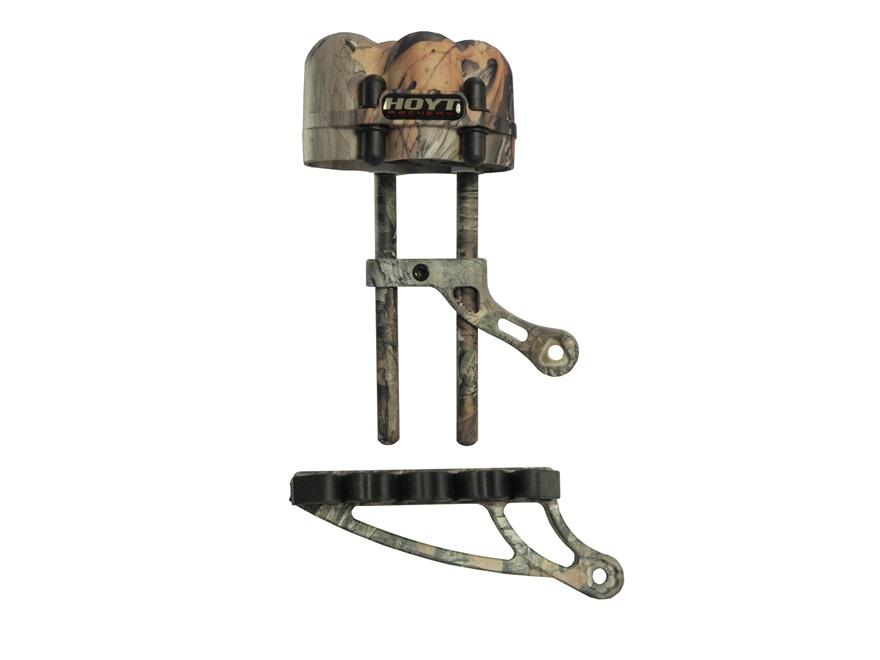 Hoyt Buffalo 2-Piece 4-Arrow Bow Quiver