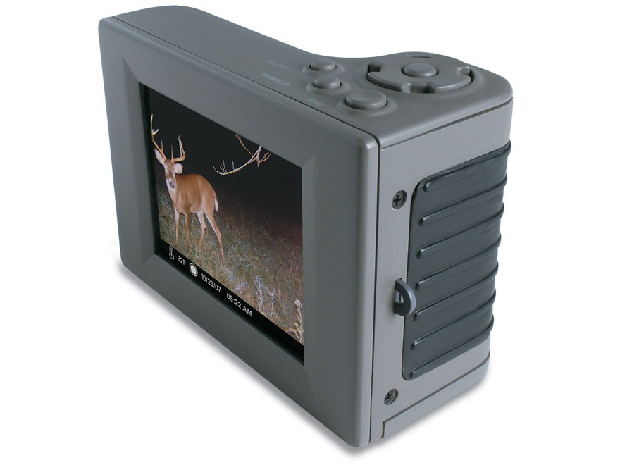"Moultrie SD Card Reader 2.8"" Viewing Screen"