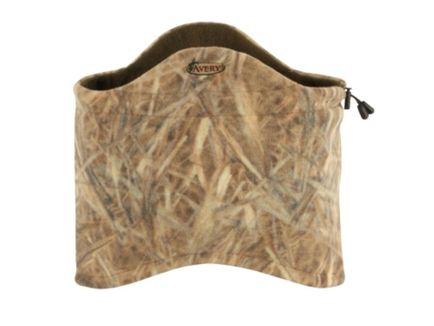 Avery Neck Gaiter Fleece KW-1 Camo