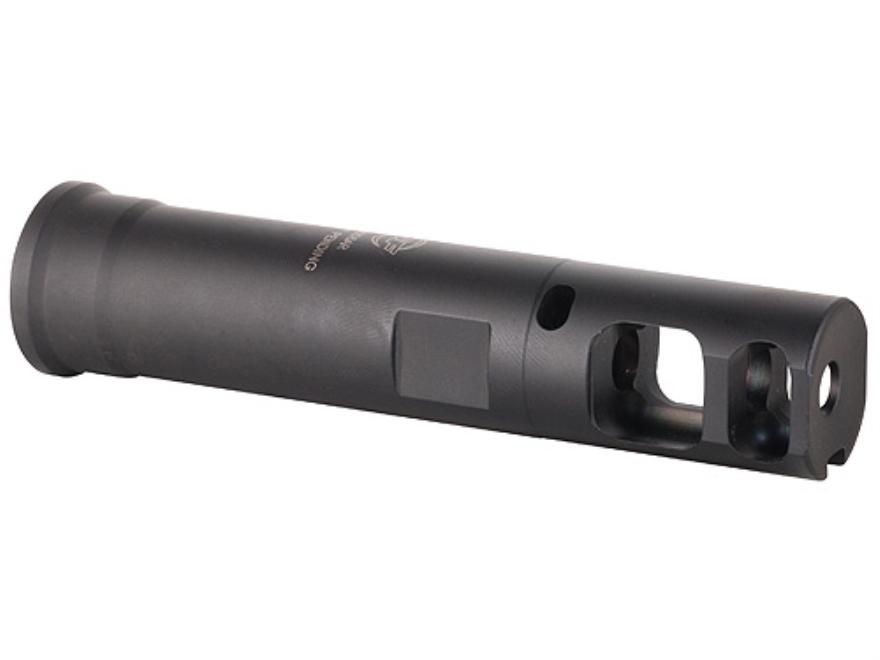 "Surefire MB556AR Muzzle Brake-Adapter AR-15 1/2""-28 Thread Steel Matte"