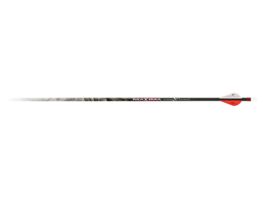 "Carbon Express Maxima Hunter 350 Carbon Arrow 2"" Blazer Vanes Pack of 6"
