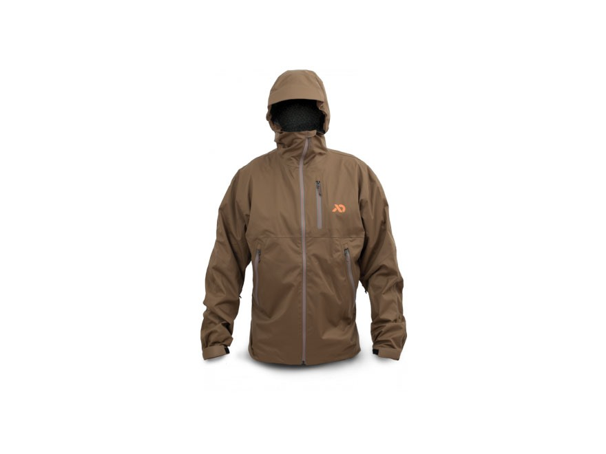 First Lite Men's Scent Control Boundary Stormtight Waterproof Jacket