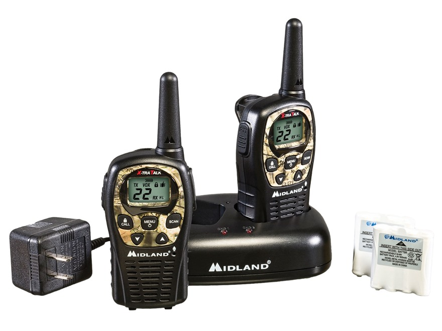 Midland LXT535VP3 Two-Way Radio Combo