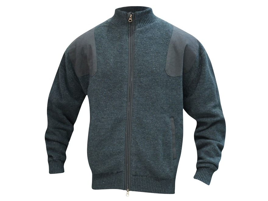 Beretta Men's Techno Windshield Full Zip Sweater