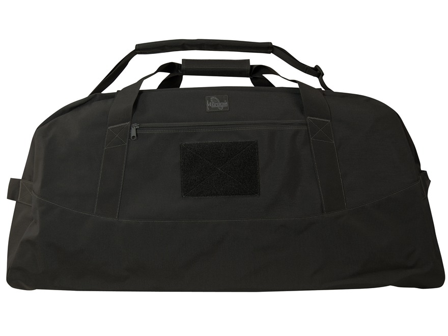 Maxpedition Sovereign Load-Out Duffel Bag Large Nylon Black