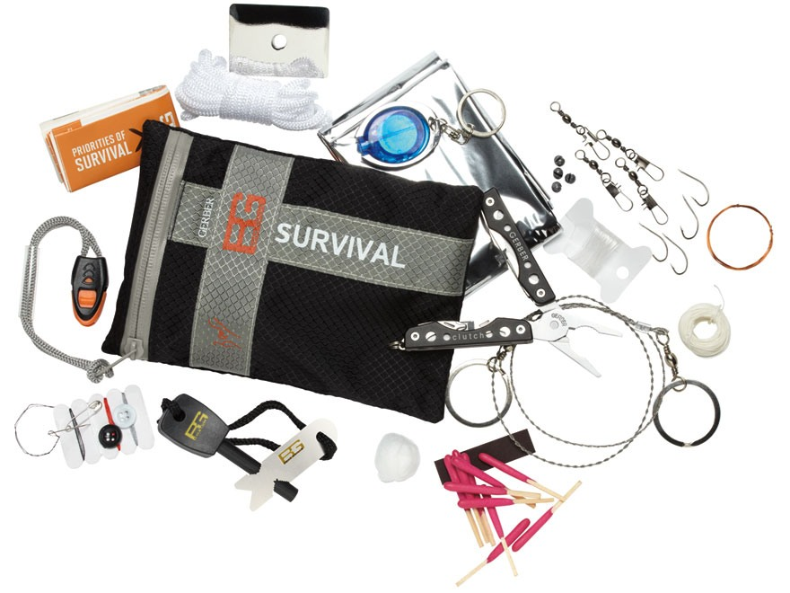 Gerber Bear Grylls Ultimate Kit Survival Kit