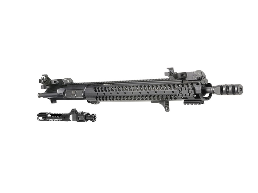 "Adams Arms AR-15 C.O.R. Ultra Lite A3 Gas Piston Upper Receiver Assembly 5.56x45mm NATO 16.5"" Barrel Flip Up Sights"