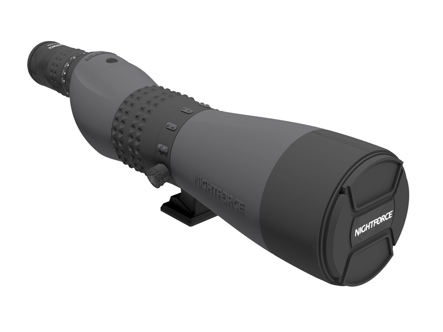 Nightforce TS-82 Xtreme Hi-Def Spotting Scope 20-70x 82mm