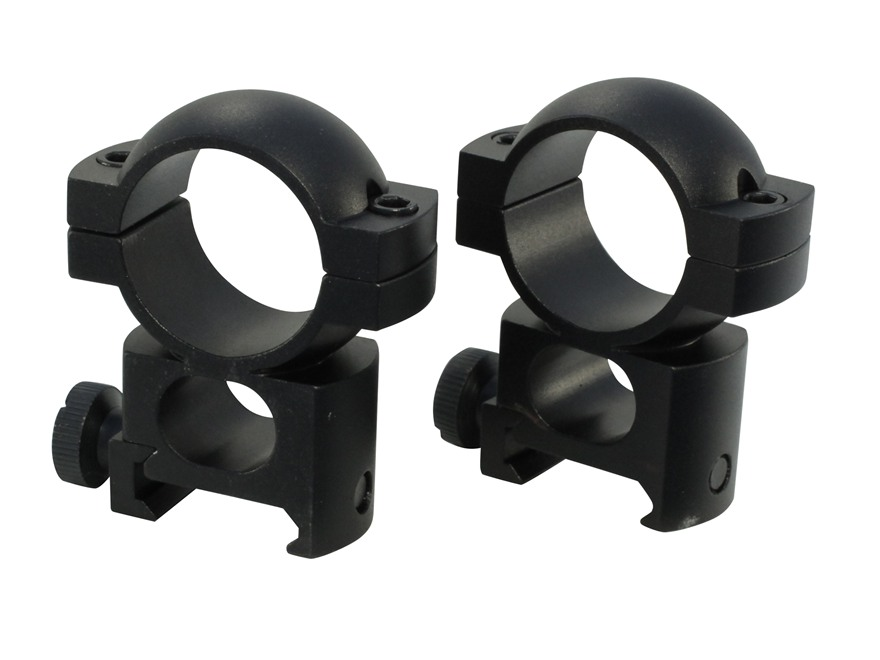 Vortex Optics Hunter Weaver-Style Rings Matte