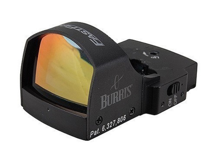 Burris Speed Bead Red Dot Sight 4 MOA Dot with Integral Stock Receiver Spacer Winchester XS3, Browning Gold 12 Gauge Matte