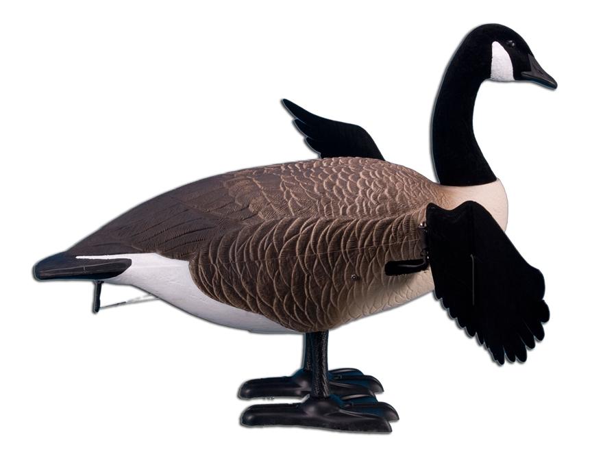 X Flapper Goose Decoy Higdon Finisher Flapper Full