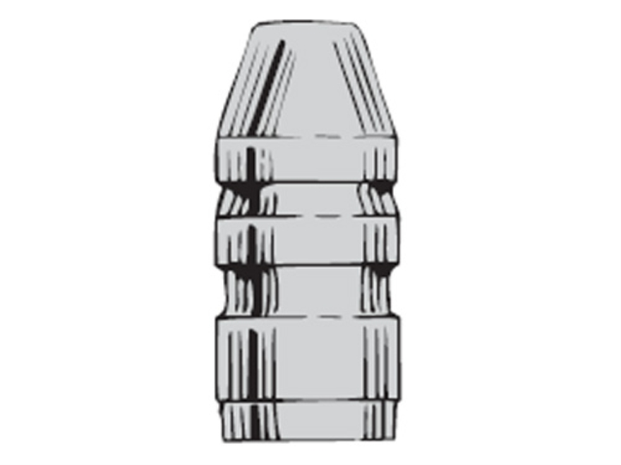 Saeco 4-Cavity Bullet Mold #395 38 Special, 357 Magnum (358 Diameter) 200 Grain Truncated Cone Gas Check