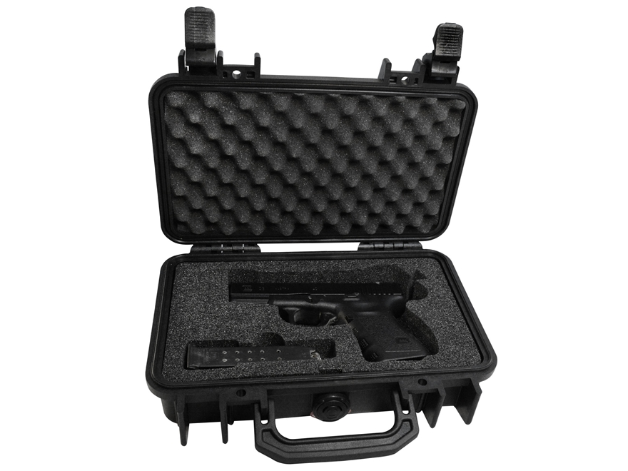 Pelican 1170 Pistol Case 11 Black