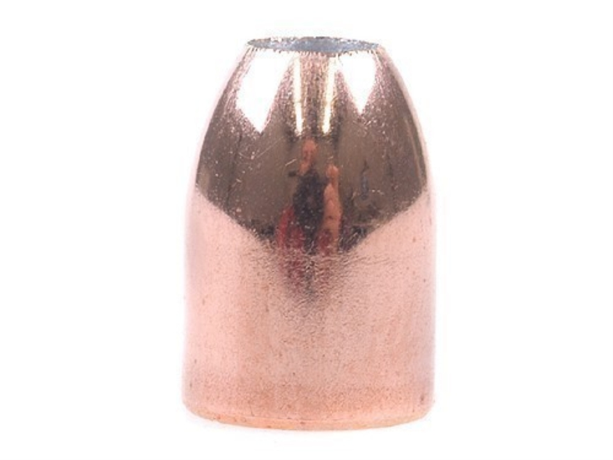 Nosler Sporting Handgun Bullets 9mm (355 Diameter) 115 Grain Jacketed Hollow Point Box of 250