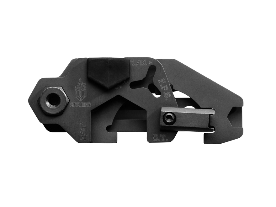 Gerber Short Stack AR-15 Multi-Tool Black