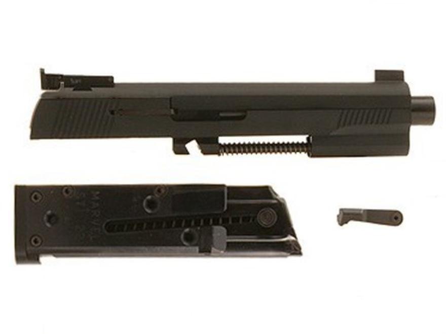 Marvel Match Conversion Kit Fixed Barrel with Adjustable Sights STI 2011 22 Long Rifle Matte