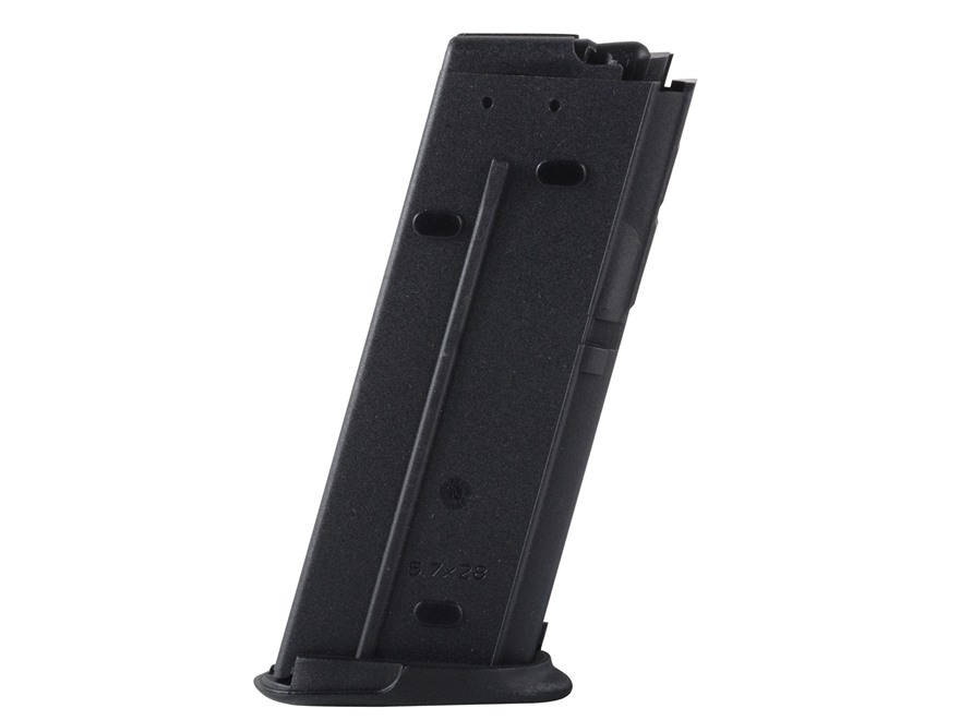 FNH Magazine FN Five-seveN 5.7x28mm FN Polymer Black