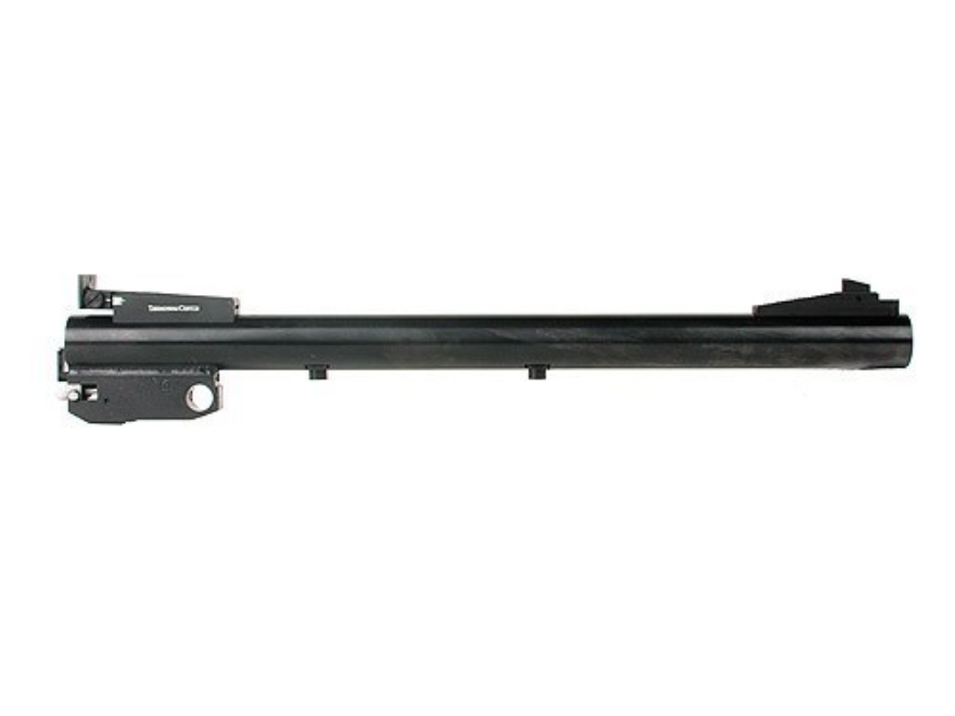"Thompson Center Barrel Thompson Center Contender, G2 Contender 22 Long Rifle Match Medium Contour 1 in 15"" Twist Blue Adjustable Sights"