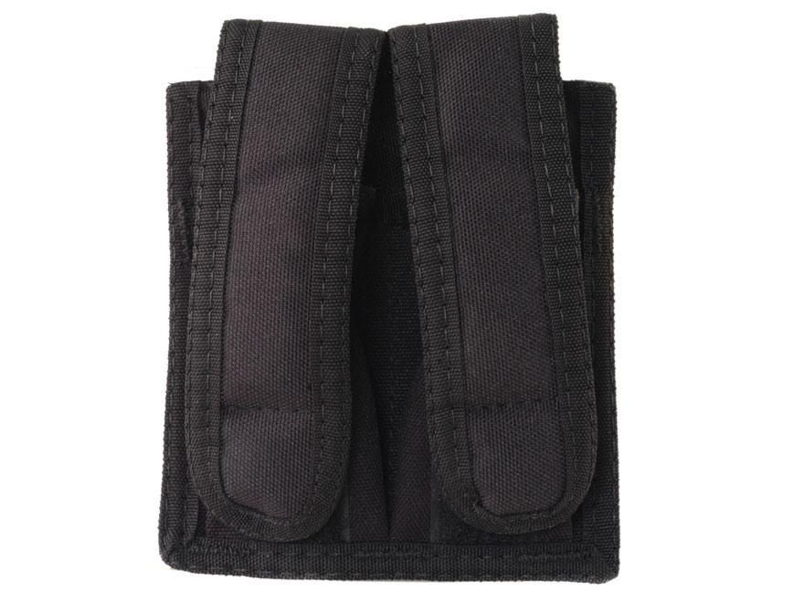 GunMate Universal Double Magazine Pouch Nylon Black